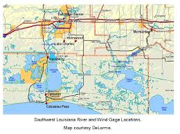 Louisiana lakes images Louisiana lakes map map jpg