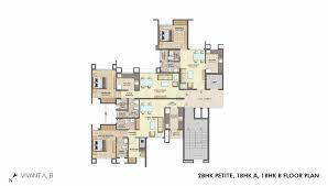 1 floor plans lodha splendora in thane mumbai floor plans lodha