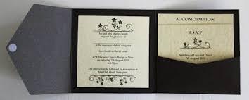 pocket folds wedding invitation pocket folds disneyforever hd invitation