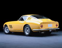 ferrari yellow interior 1967 ferrari 275 gtb 4 information supercars net