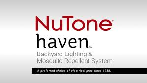 haven backyard lighting u0026 mosquito repellent system youtube