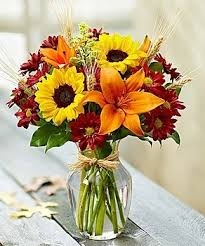 Fall Floral Arrangements Deliver The Perfect Fall U0026 Autumn Flower Arrangement By Carithers