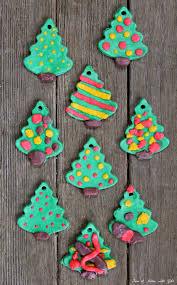 diy bread clay recipe for no bake ornaments