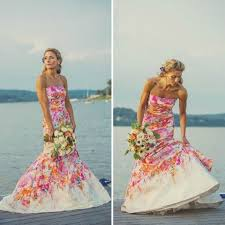 colorful wedding dresses 8 colorful wedding dresses that from tradition top wedding