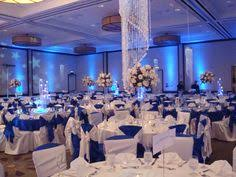 gold and royal blue decorations grecian inspired wedding