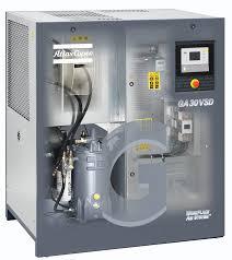atlas copco air compressor ga22 air end image information