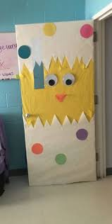 Easter Door Decorations For Daycare by Spring Easter Classroom Door Decoration Bulletin Boards And More