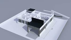 blueprint house design 3d motion background videoblocks