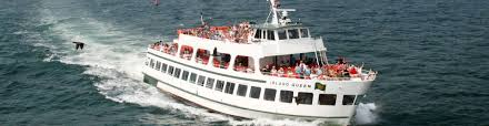 island queen ferry and shuttle package winnetu oceanside resort