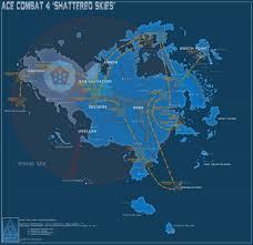 I 35 Map Ace Combat 4 Shattered Skies Map By Handofmanos Deviantart Com On