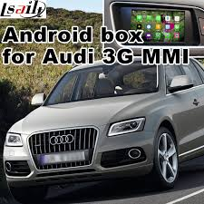 etc audi android gps navigation box interface for audi a1 a4 a5 a6 a7