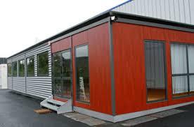 bureau préfabriqué bureaux modulaires