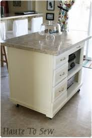 Kitchen Island With Wheels Kitchen Islands On Casters Foter