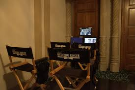 The Directors Chair On The Set Film Opens Tomorrow U2013 The Wedding Ringer With Kevin Hart Brad