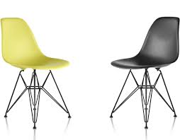 herman miller eames side chair and herman miller eames eiffel side
