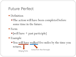 completed definition perfect tense verbs verb video present perfect definition at this