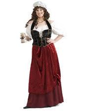Bar Maid Halloween Costume Tavern Wench Costume Ebay