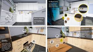 app to design kitchen ikea has already found a great use for virtual reality bgr