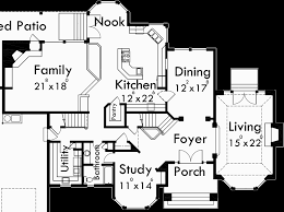 large mansion floor plans mediterranean mansion house plan kitchen fabulous master