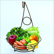 modern fruit basket wall hanging fruit basket modern wall mounted fruit basket