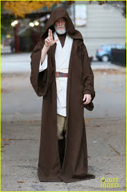 city fox halloween 2015 neil patrick harris looks unrecognizable as obi wan kenobi for