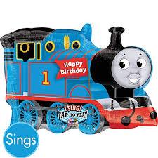 singing birthday balloons the happy birthday supershape sing a tune balloon