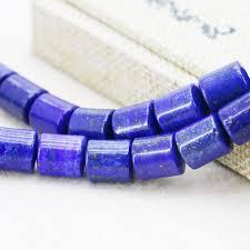 Semi Ornaments Ornaments Lapis Lazuli Crafts Diy Semi Finished