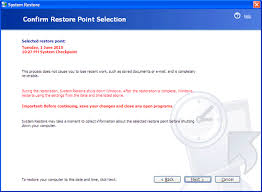 computer back how to fix your pc using windows restore in xp vista u0026 7
