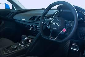 Audi R8 Interior - new audi r8 coupe 5 2 fsi v10 plus quattro 2 door s tronic 2015