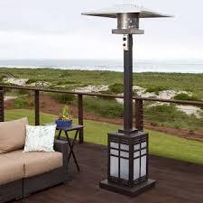 Table Patio Heater Patio Heaters U0026 Fire Columns Costco