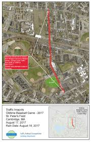 Map Of Cambridge Ma Sherman St Closed On 8 17 From 5 P M 12 A M For Oldtime