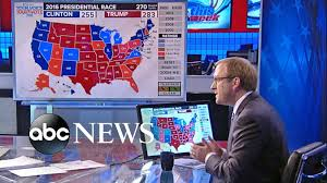 2016 Presidential Map Election 2016 Breaking Down The Electoral Map Youtube