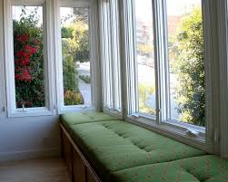 custom window seat cushions uk home design ideas