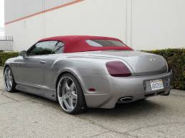 bentley red premier 4509 bentley continental gt grey red for sale by west