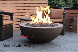 how to make a fire glass pit fire bowls 101 concrete fire bowls water bowls giant jars