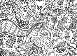 coloring pages for teenagers difficult instant download coloring page hand drawn zentangle inspired