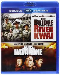 amazon com the bridge on the river kwai and the guns of navarone