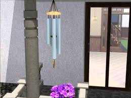 sims 3 store warbling wind chimes youtube