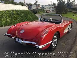 1960 chevrolet corvette 1960 used chevrolet corvette resto mod ls2 at cardiff classics
