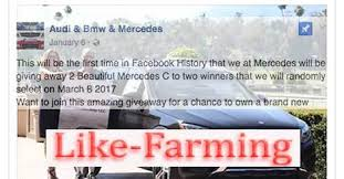 mercedes giveaway in history car giveaway scams continue hoax