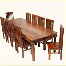 contemporary rustic 10 chair dining table sets u2014 home decor chairs