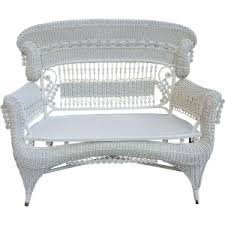 High Back Tufted Loveseat Furniture Interesting High Back Settee For Your Living Room