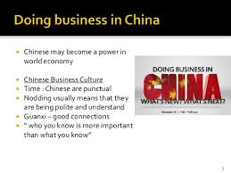 doing business in different cultures