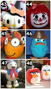 Decorated 150 Pumpkin Decorating Ideas Fun Pumpkin Designs For Halloween