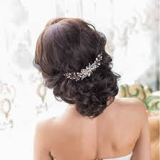 decorative hair combs wedding hair best etsy wedding hair comb designs for your