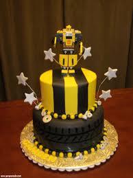 bumblebee cakes transformer bumblebee birthday cake