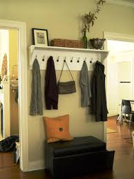 Entrance Decor Ideas For Home by Diy Entry Shelf With Hooks Tutorial Charlotte Living Well On