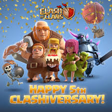clash of clans archer queen image 5th clashiversary jpg clash of clans wiki fandom
