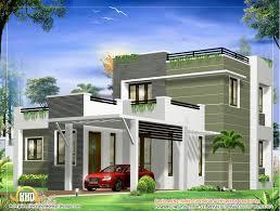 modern home design in kerala 2000 sq ft modern kerala home design