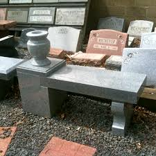 cremation benches cremation benches quincy memorials inc